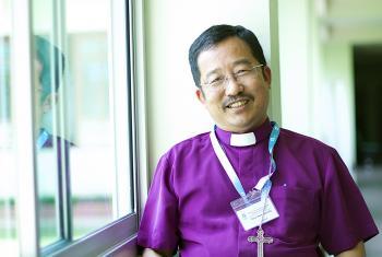 Bishop Terry Kee, Lutheran Church in Singapore Photo: LWF/Romans Wong