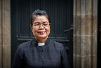 Rev. Jongkolnee Sampachanyanon Sim became one of the first two women ordained in The Evangelical Lutheran Church of Thailand in 2018. Photo: LWF/A.Danielsson