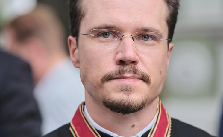Dietrich Brauer, Archbishop of the Evangelical Lutheran Church of Russia (ELCR), was awarded the Federal Republic of Germany's Grand Cross of Merit. Photo: German Embassy Moscow/Nikita Markov