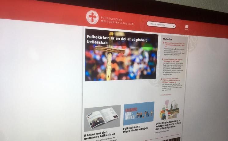 Congregations in Denmark have increased their online presence during the lockdown. Photo: LWF/ S. Gallay