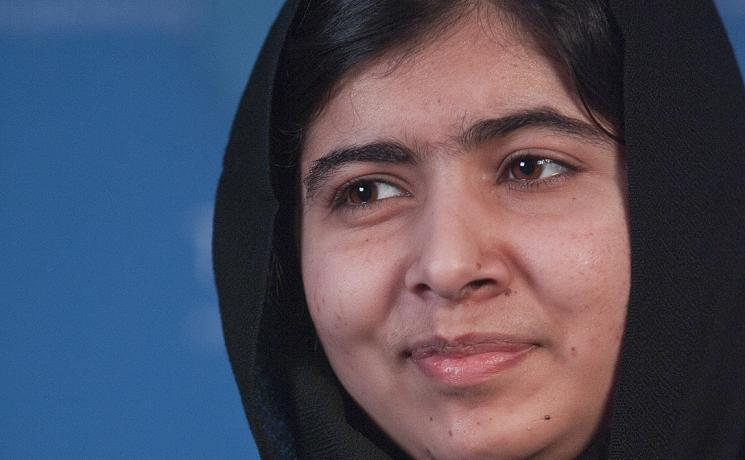 "Malala Yousafzai. Photo: <a href=""https://www.flickr.com/photos/worldbank/10214497103/"">World Bank Photo Collection</a> via <a href=""http://photopin.com"">photopin</a> <a href=""http://creativecommons.org/licenses/by-nc-nd/2.0/"">cc</a>"