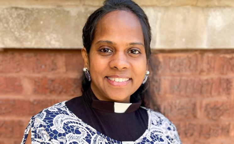 PhD candidate Rev. Helen Chukka. Photo: Private