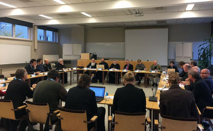 The Lutheran - Orthodox Joint Commission gathered for its 17th Plenary Session in Helsinki, Finland, from 7-14 November.