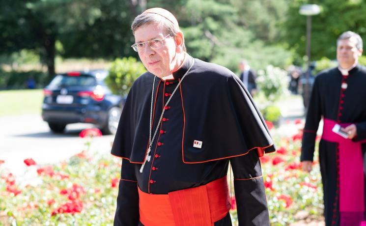 Cardinal Kurt Koch, president of the Pontifical Council for Promoting Christian Unity. Photo: LWF/M. Renaux