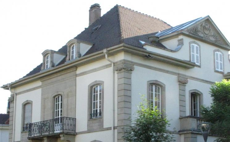 Institute for Ecumenical Research, Strasbourg (France). Photo: Institute for Ecumenical Research