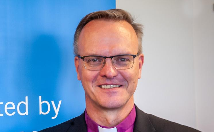 Finnish Archbishop Tapio Luoma . Photo: LWF/ S. Gallay