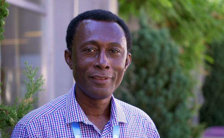 Rev. John Shadrack Donkoh, President of the Evangelical Lutheran Church of Ghana Photo: LWF/C. Kaestner