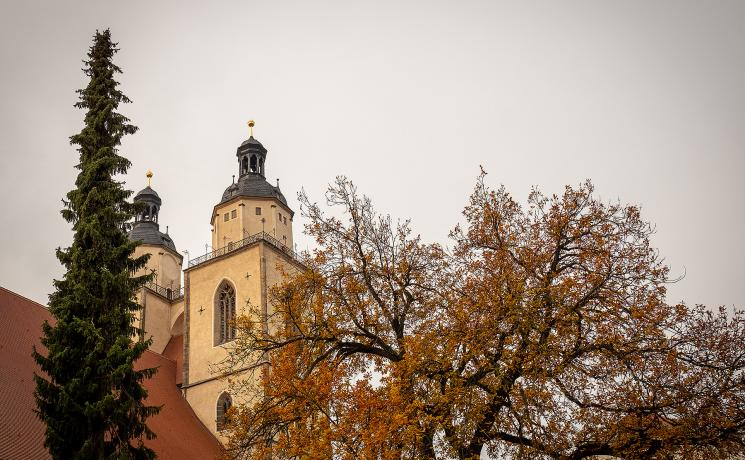 The City Church in Wittenberg where Martin Luther and other reformers preached regularly. All photos: LWF/A. Danielsson