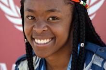 Caroline Ditebogo Lebea. Photo: LWF/Ryan Rodrick Beiler