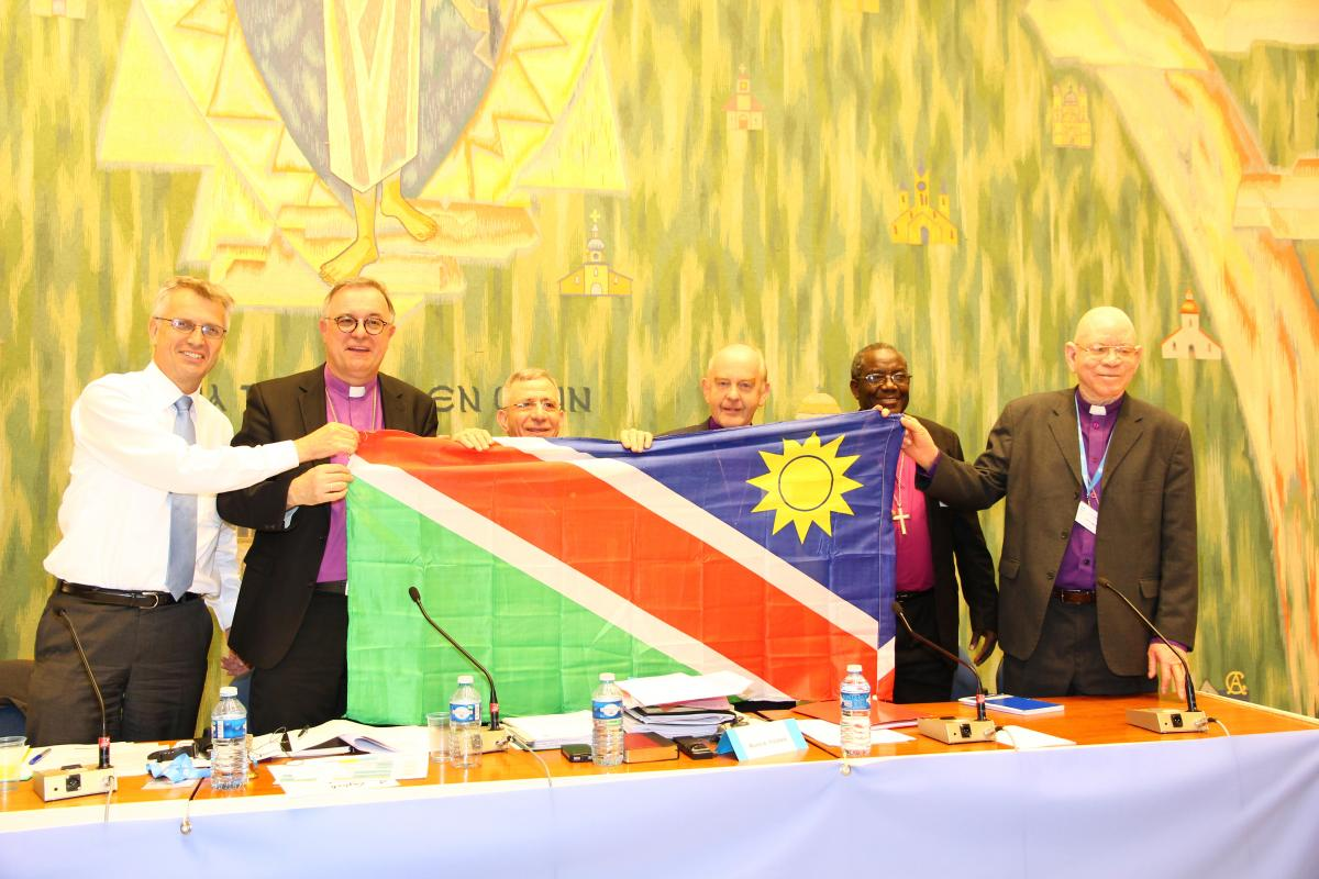 LWF member churches in Namibia will host the 2017 Assembly © LWF/M. Haas