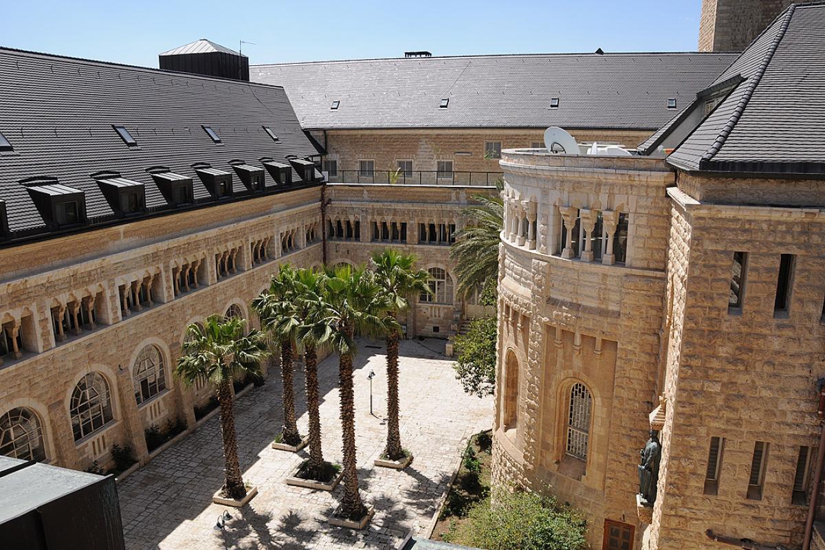 Augusta Victoria Hospital. Photo: LWF/DWS Jerusalem/M. Brown