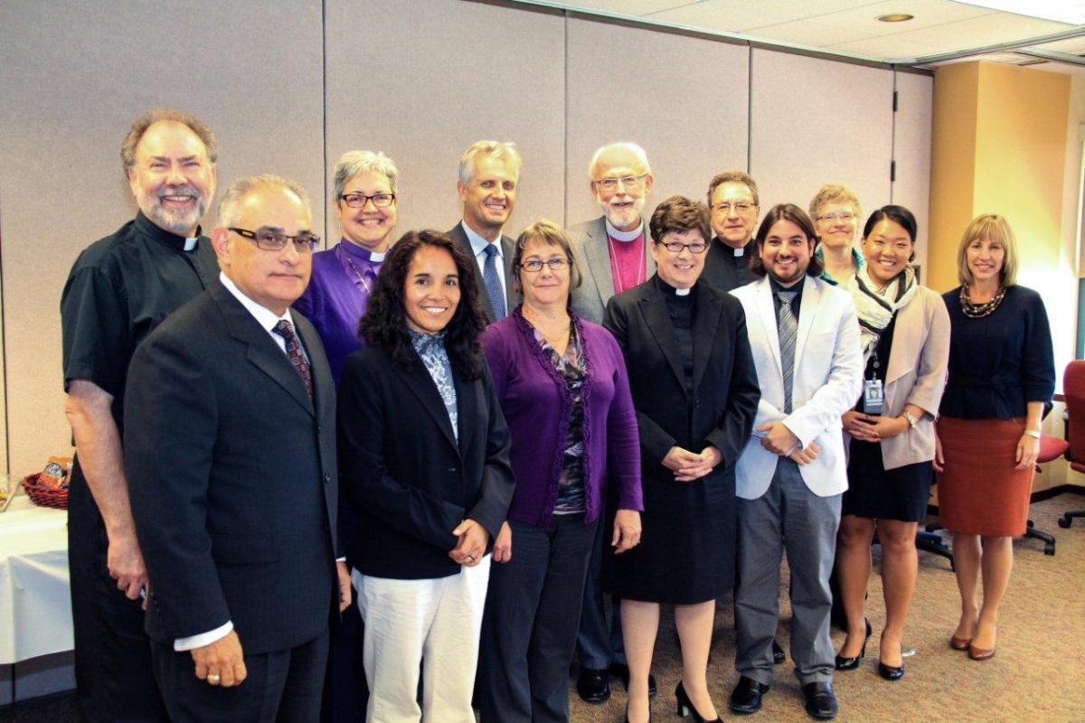 LWF North America Regional Consultation 2013. Photo: ELCA