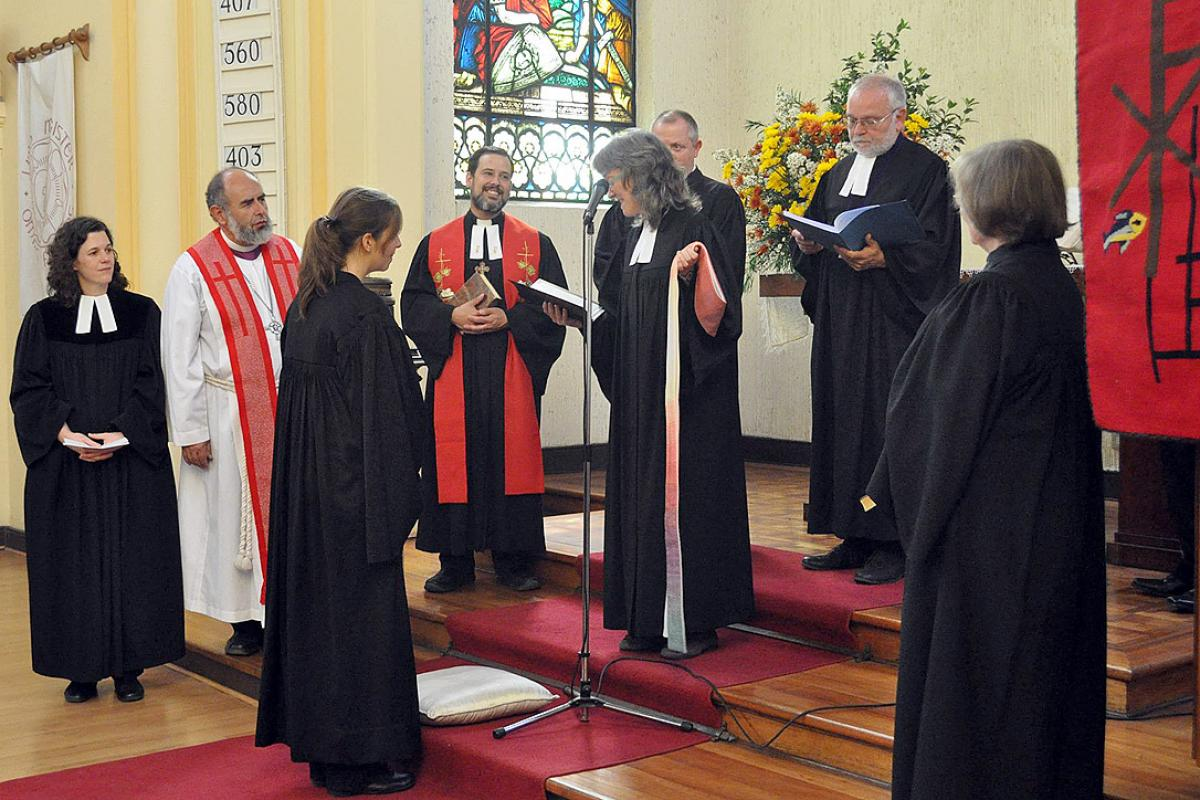 Lutheran Church in Chile Ordains First Woman Pastor | The ...