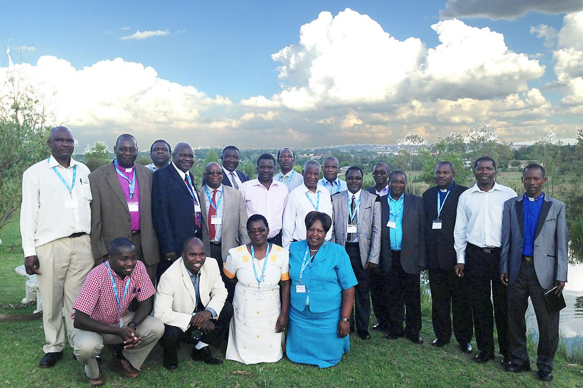 Participants in the workshop on religion and development. Photo: LWF/I. Benesch