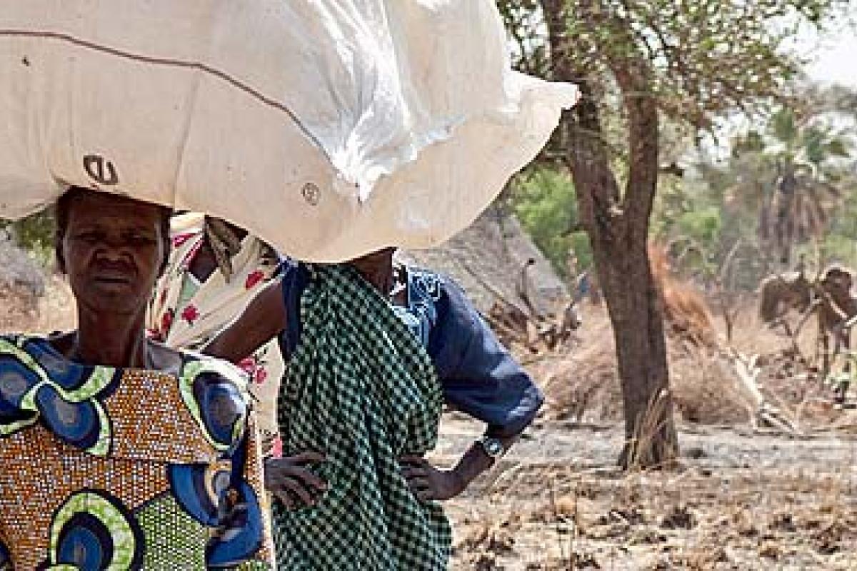poverty in sudan