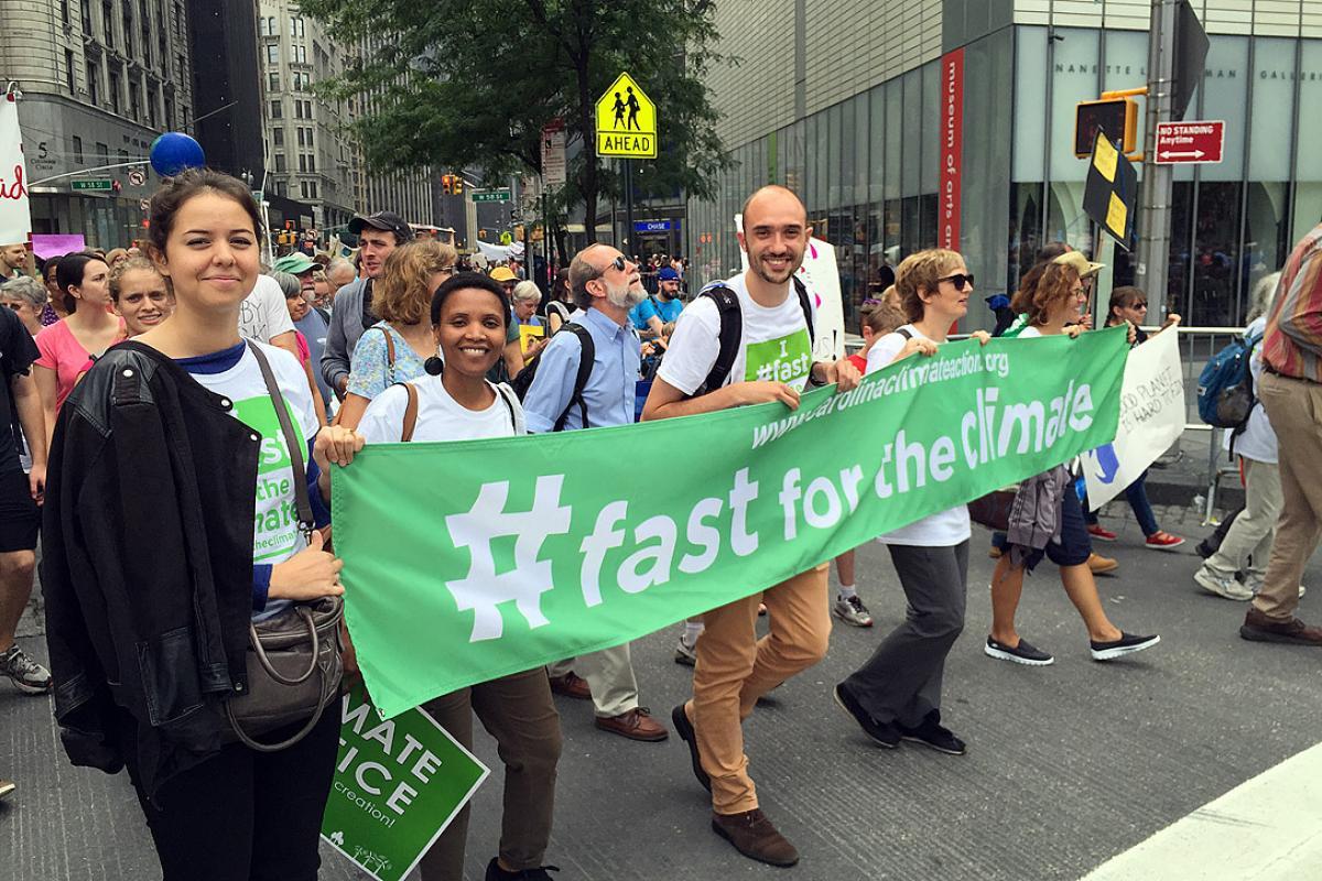 #FastForTheClimate/Nikola Taylor