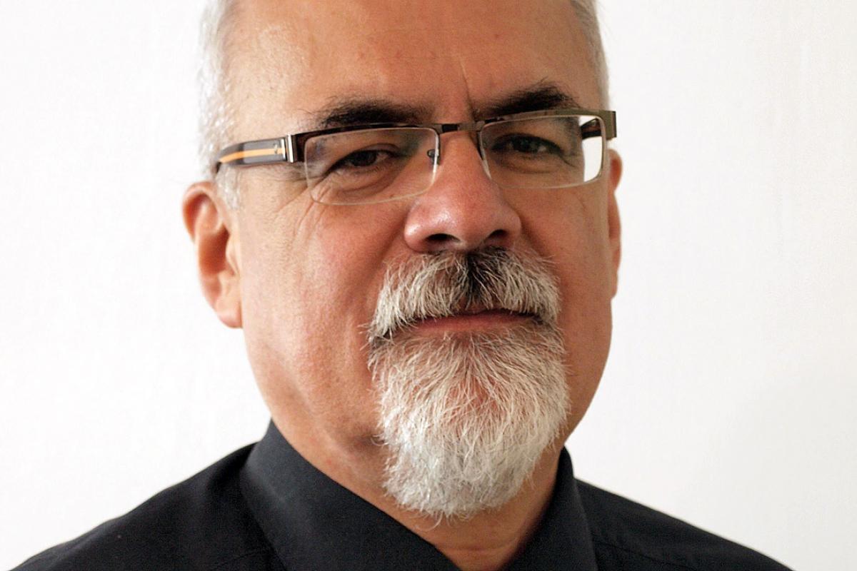 Evangelical Church of Czech Brethren Moderator Rev. Joel Ruml. Photo: ECCB