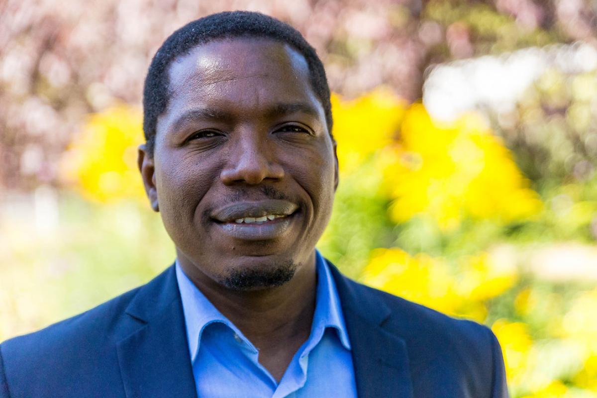 Kenneth Mtata. Photo: LWF/S. Gallay