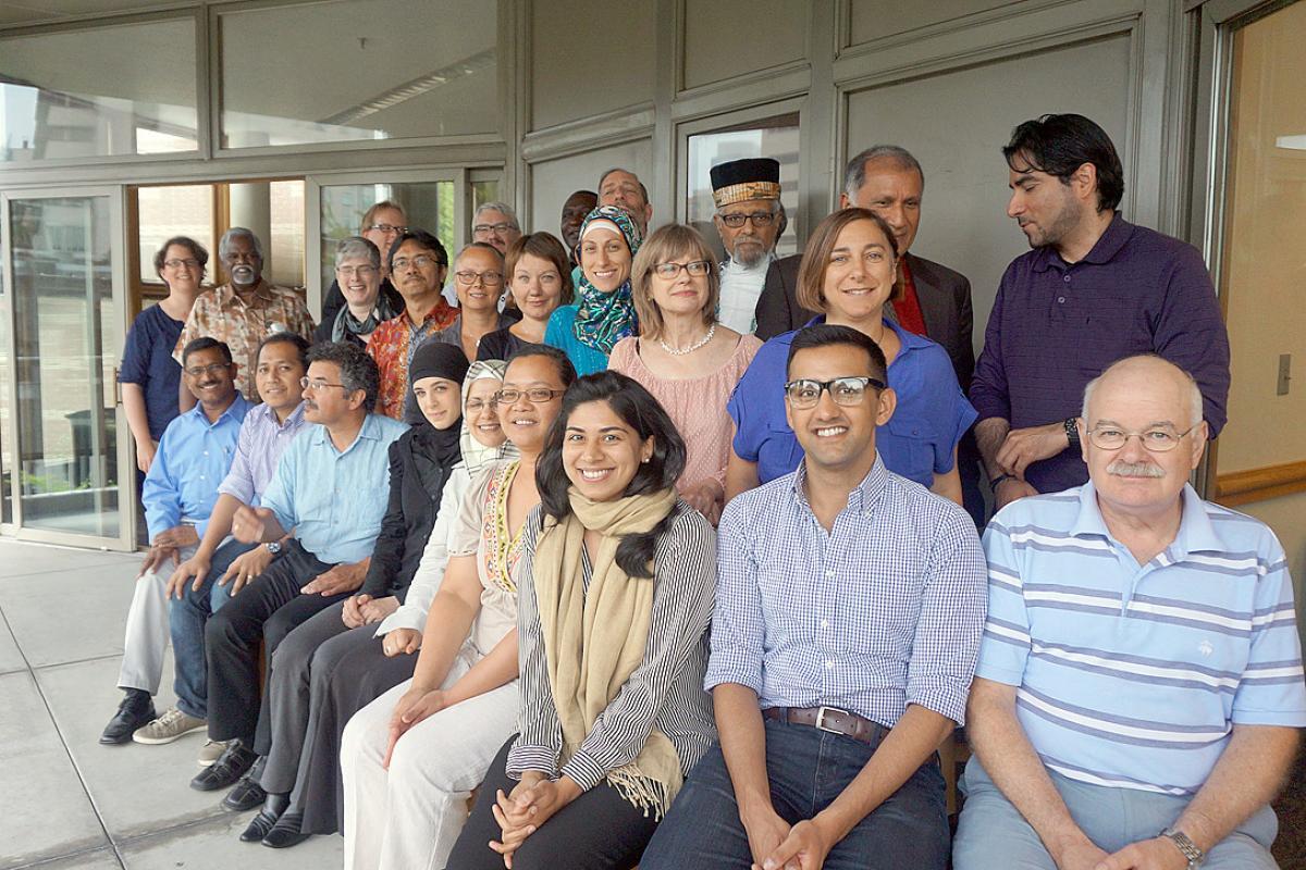 Symposium participants. Photo: LWF/I. Benesch