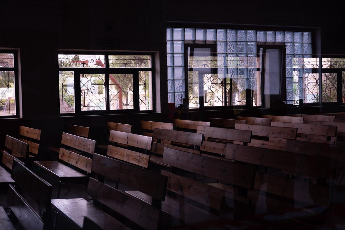 The Evangelical Lutheran Church in Beit Sahour, West Bank. Photo: LWF/A. Danielsson