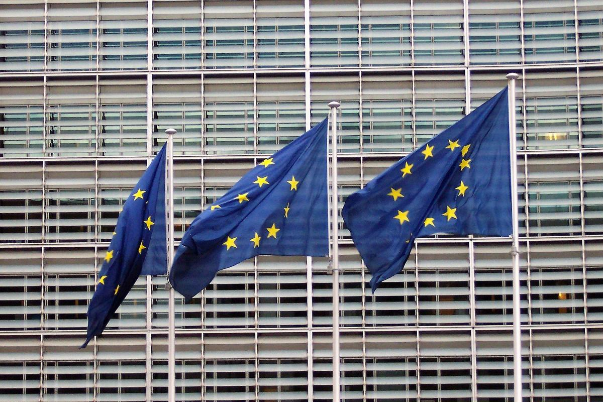 Churches are invited to pray for Europe in the run-up to the EU Parliament elections taking place in member countries between 23 and 26 May. Photo: TeaMeister, under Creative Commons license (CC-BY-NC)