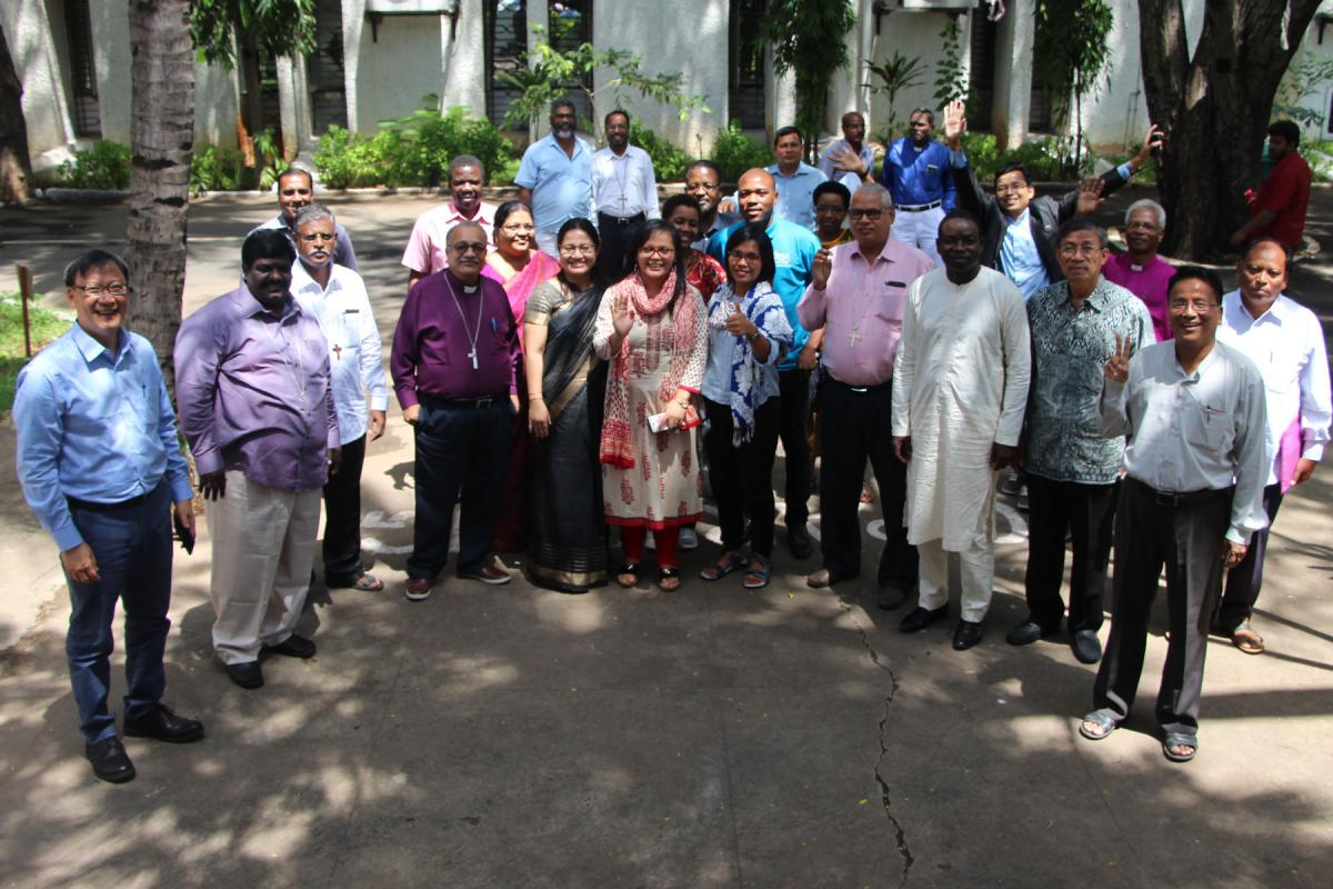 Participants of the Good Governance seminar held in Chennai in 2017. Photo: Philip Lok/LWI