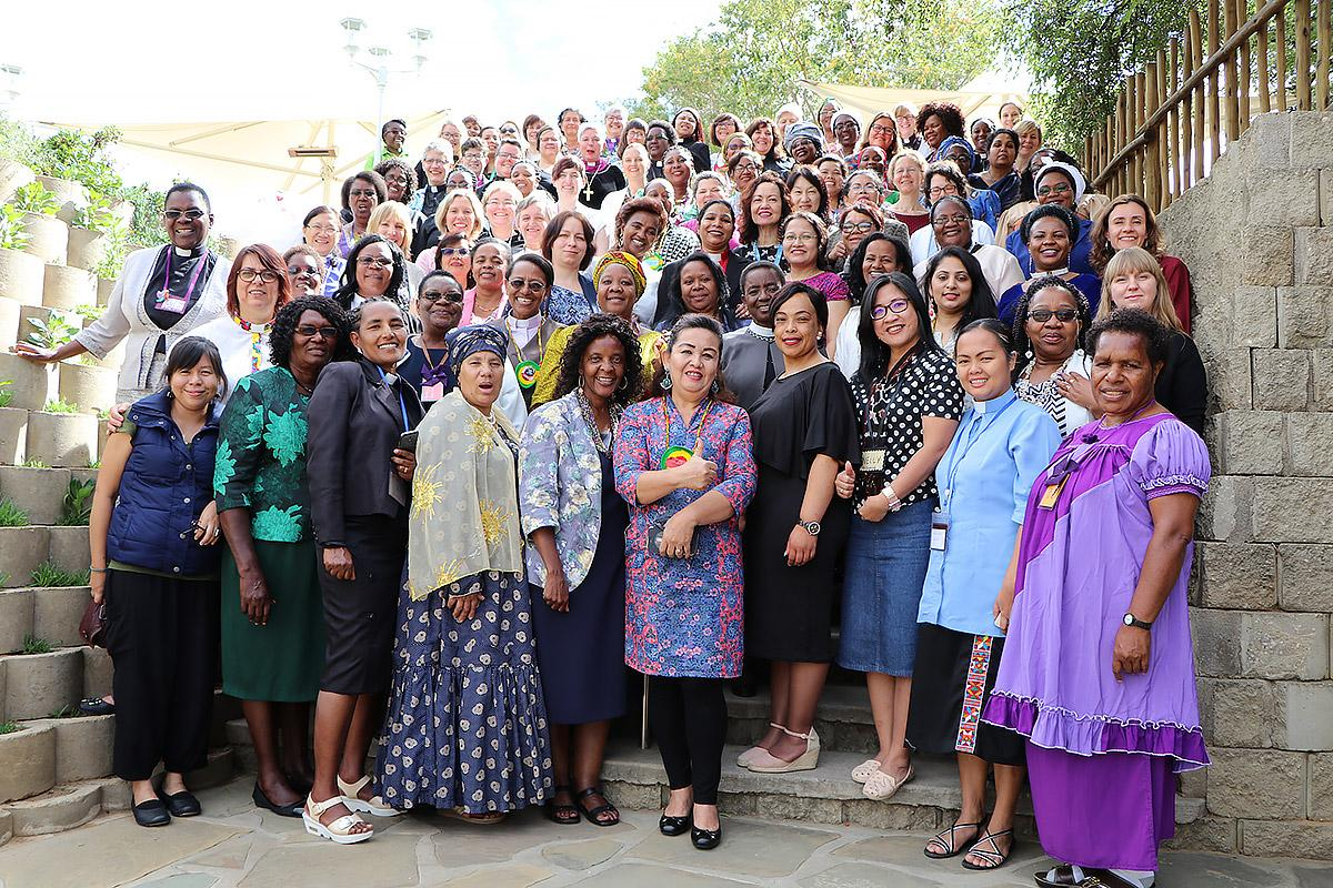Women Pre-Assembly, Windhoek, Namibia, May, 2017. Photo: LWF/Brenda Platero