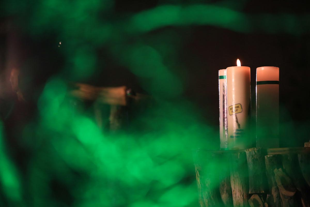 Evening Prayer - May 11, 2017 Photo: LWF/Johanan Celine Valeriano