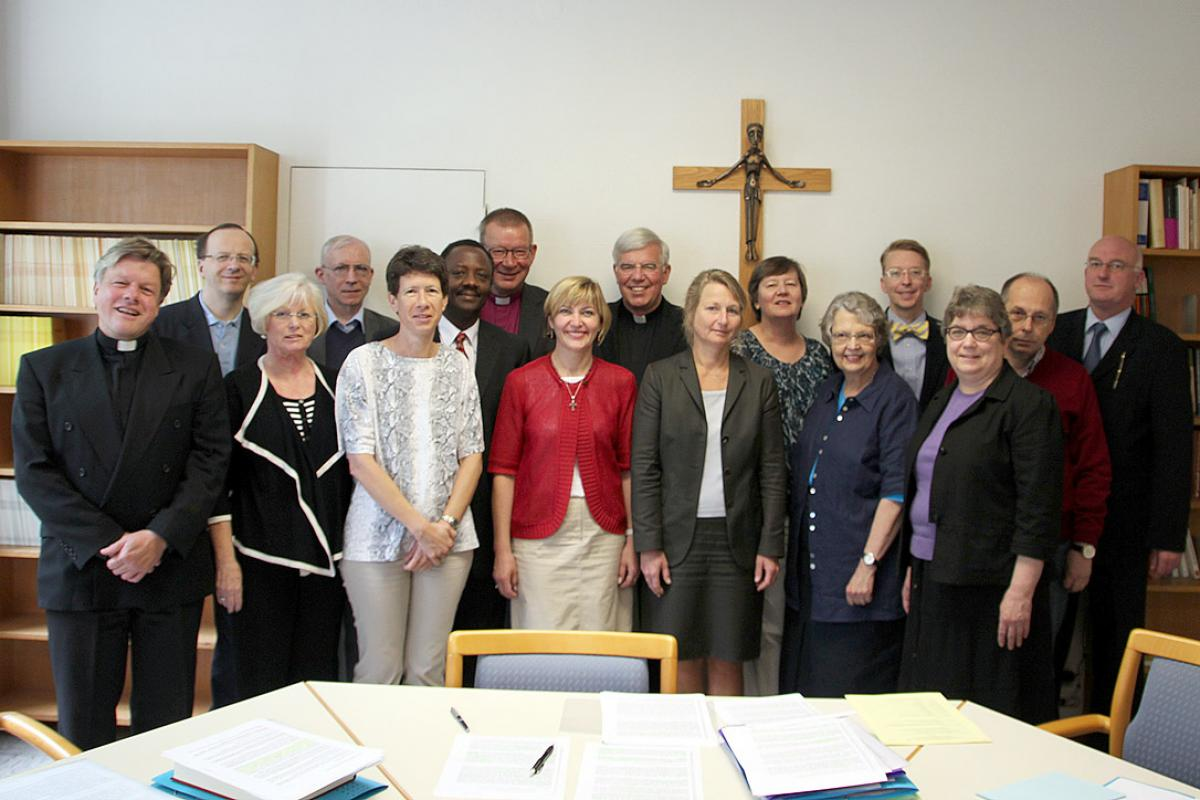 Lutheran-Roman Catholic Commission on Unity meeting from 12–19 July in Paderborn, Germany. © pdp - Erzbistum Paderborn