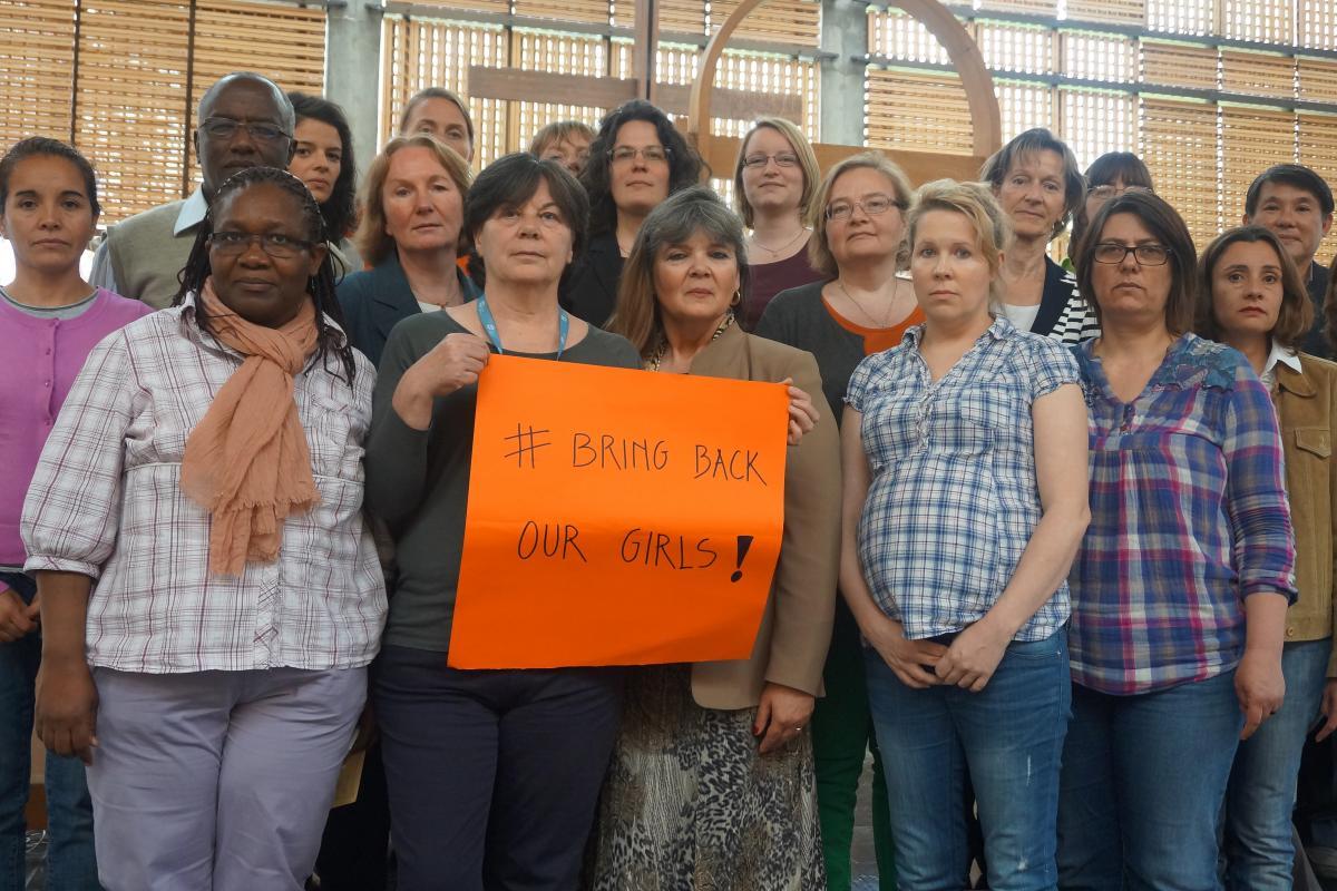 #BringBackOurGirls! Photo: LWF/C. Kästner