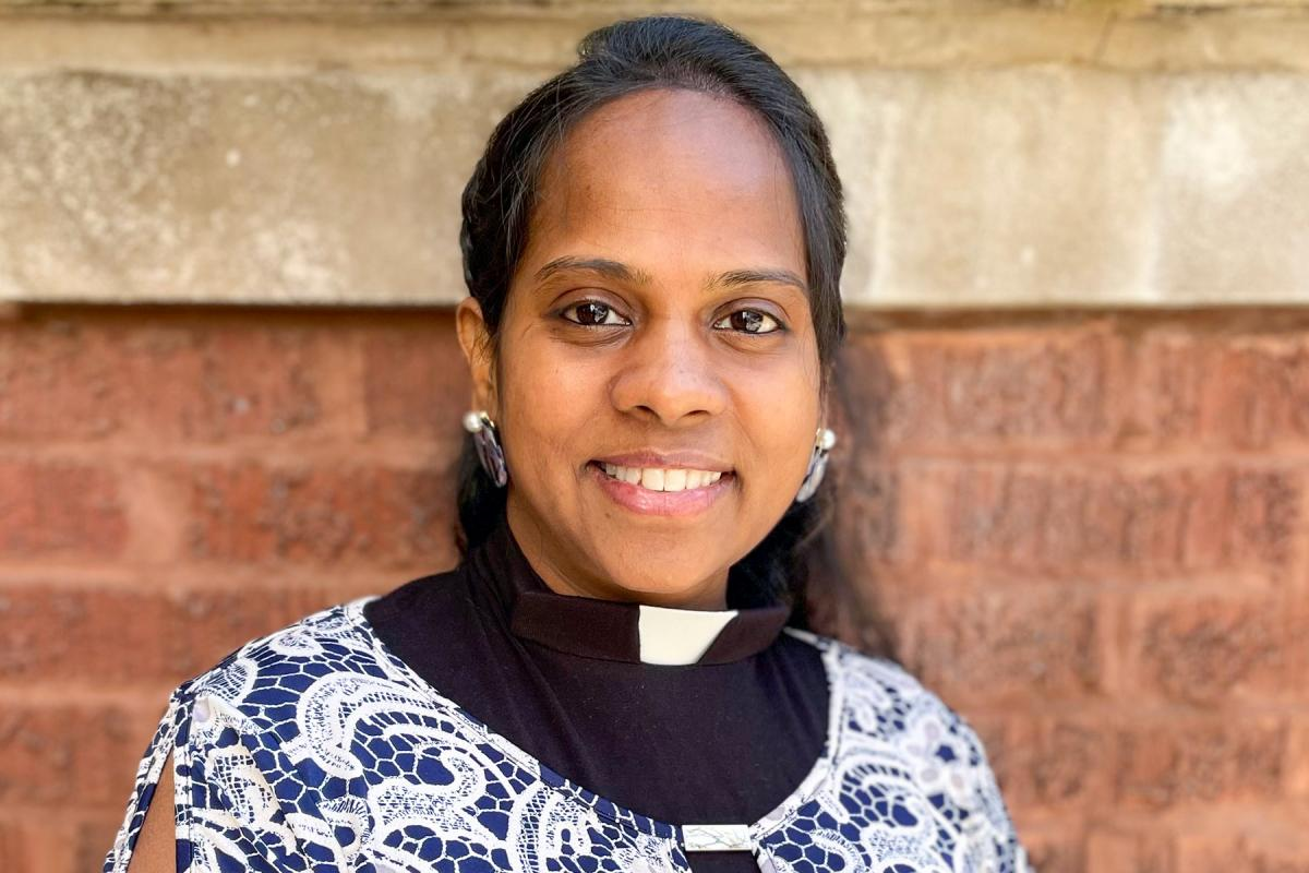 PhD candidate Rev. Helen Chukka. Photo: Private