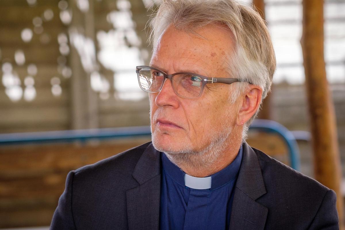 Rev. Dr Martin Junge, General Secretary of the Lutheran World Federation. Photo: LWF/A. Danielsson