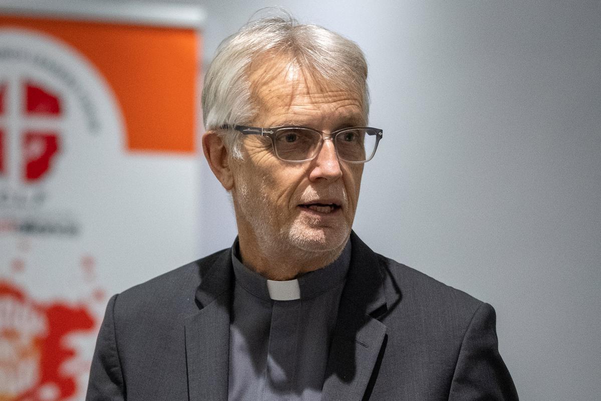 LWF General Secretary Rev. Dr Martin Junge. Photo: LWF/A. Danielsson