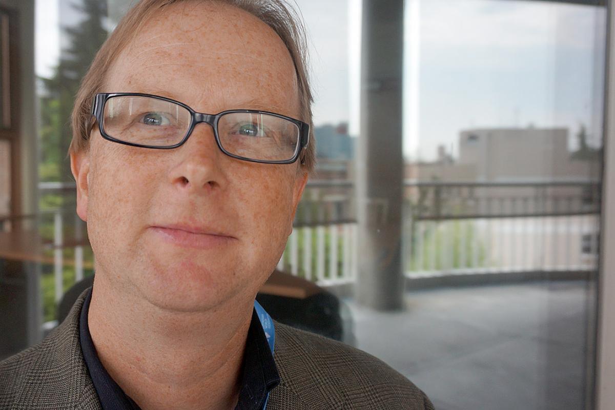Dr. Michael R. Trice. Photo: LWF/I. Benesch