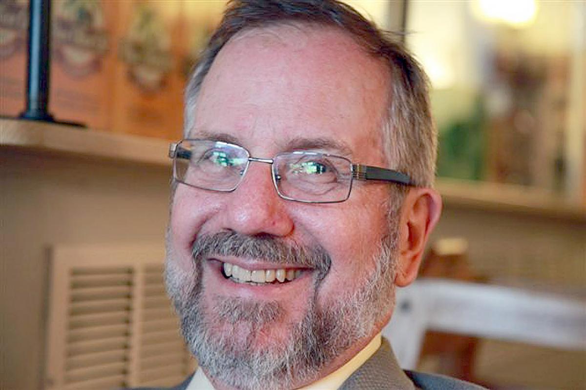 Rev. Prof. Dr Timothy Wengert. Photo: Ivo Huber