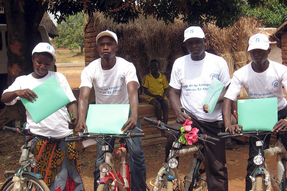 Peace ambassadors