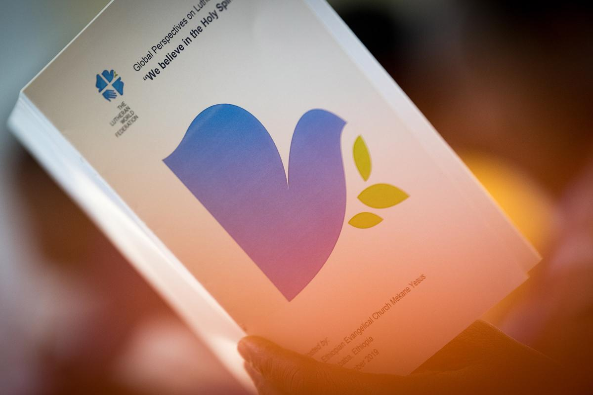 The Evangelical Lutheran Church in Northern Germany and the Evangelical Lutheran Church in Bavaria went on a joint journey of discovery of their Lutheran identities. Photo: LWF/Albin Hillert