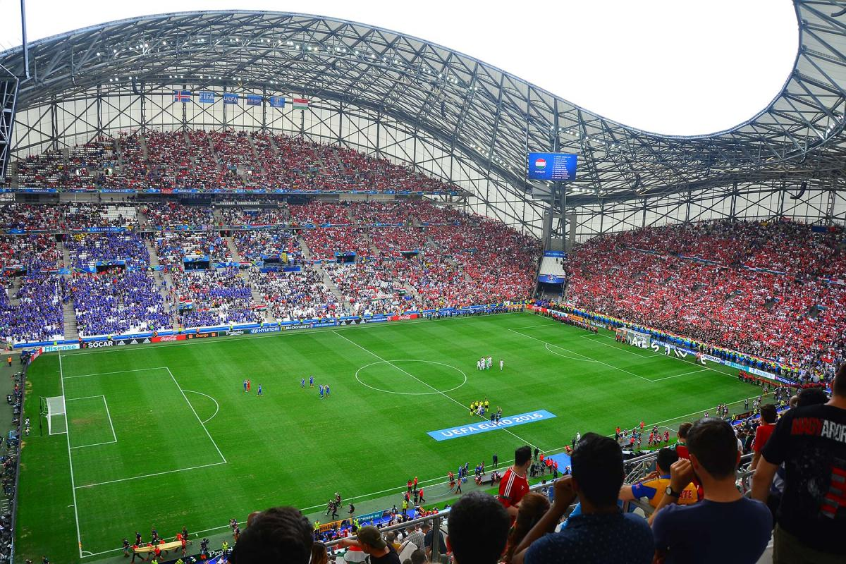 Four years ago, Hungary and Iceland played against each another in the European Championships. The match which took place in Marseille, France, ended in a 1:1 draw. Photo: Photo: Ben Sutherland (CC-BY)