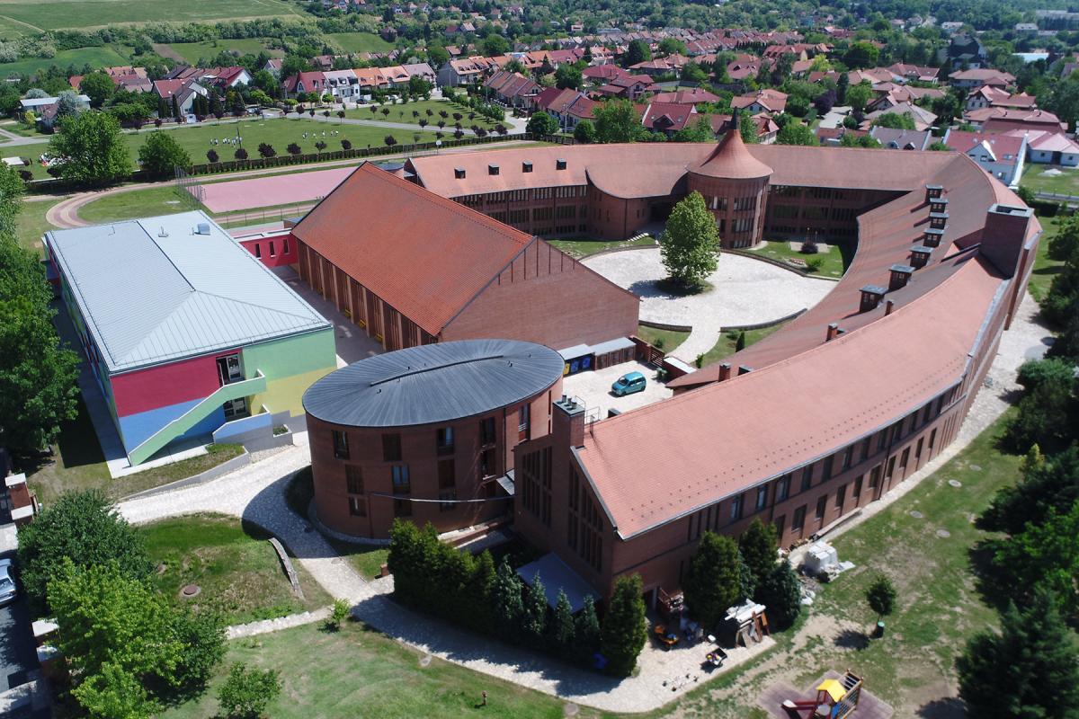 The Evangelical Lutheran School of Aszód. Photo, ELCH