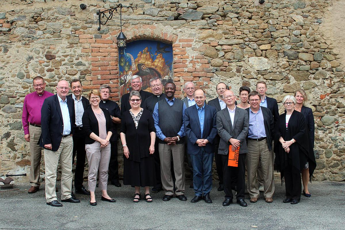 Members of the Lutheran-Roman Catholic Commission on Unity. Photo: PCPCU/LWF-DTPW