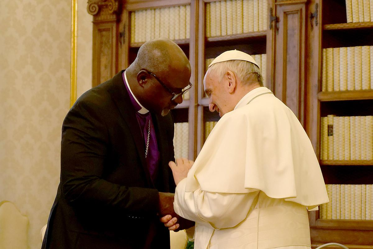The Journey From Conflict To Communion Is Irreversible The