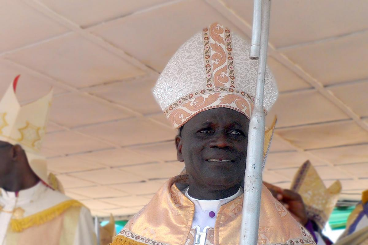 LCCN Archbishop Dr Nemuel A. Babba. Photo: Felix Samari LCCN/LWF