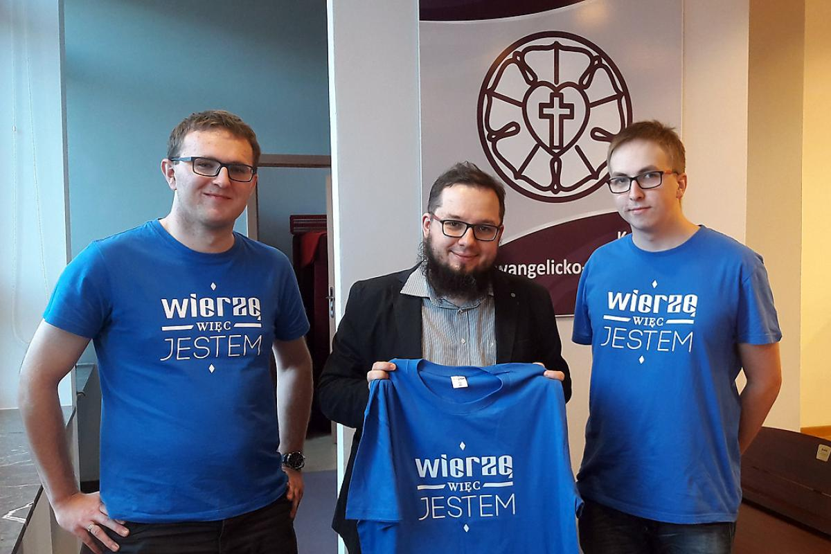 Young reformers in Poland have set up a Living Reformation project that exceeded expectation. Photo: ECACP
