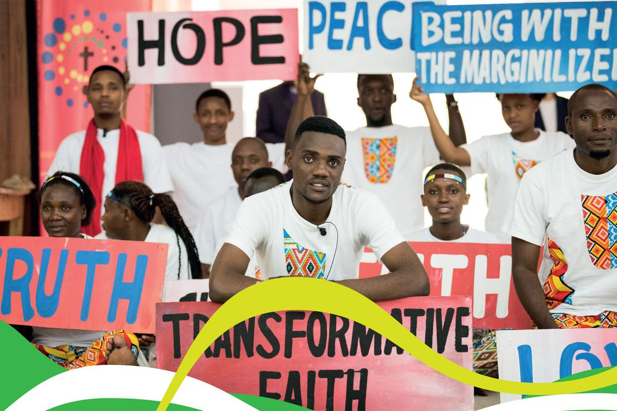 Roadmap for Congregations, Communities and Churches for an Economy of Life and Ecological Justice Photo: WCC