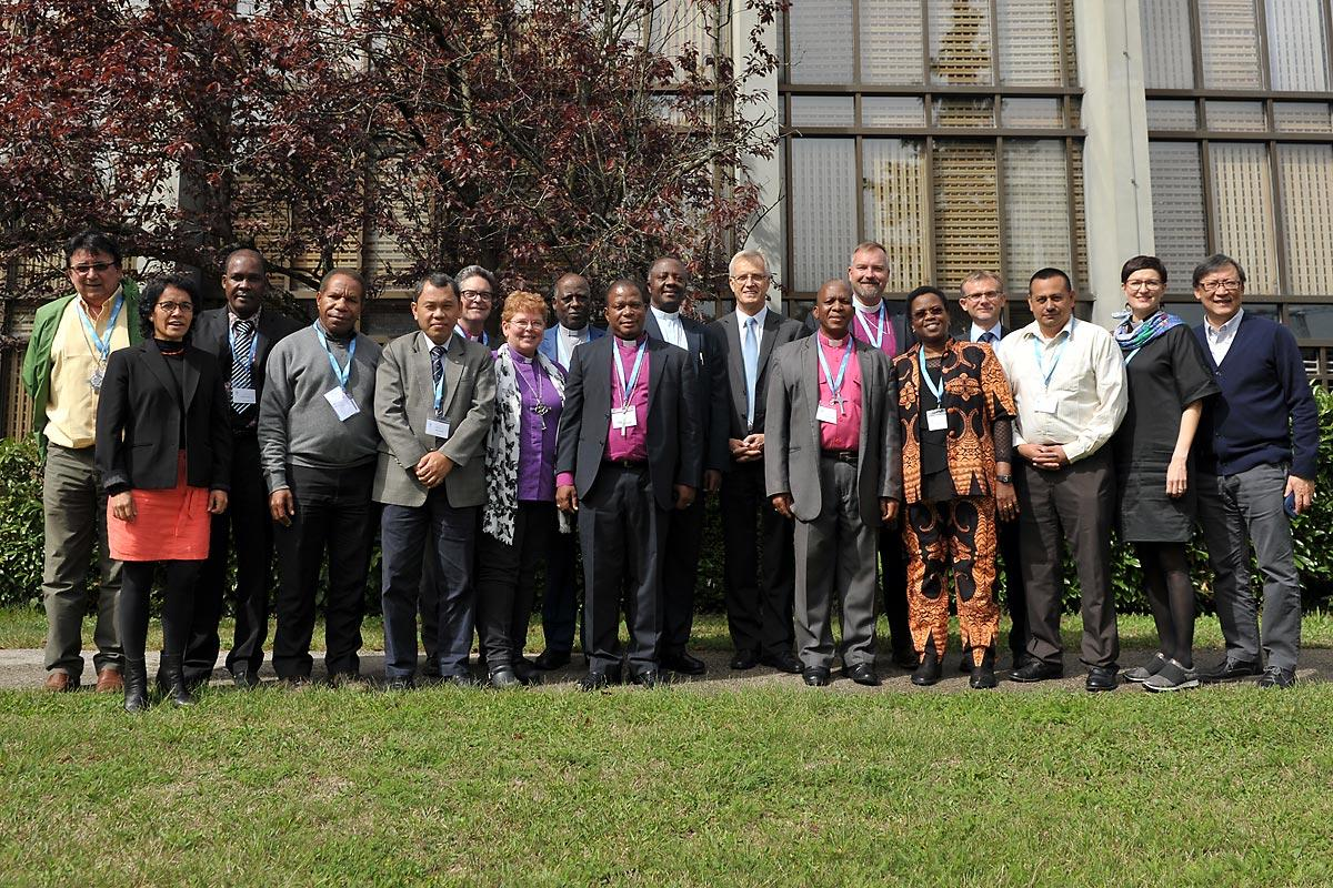 Retreat of newly-elected leaders (RoNEL) meeting in Geneva, 12 September 2017. Photo: LWF/S. Gallay