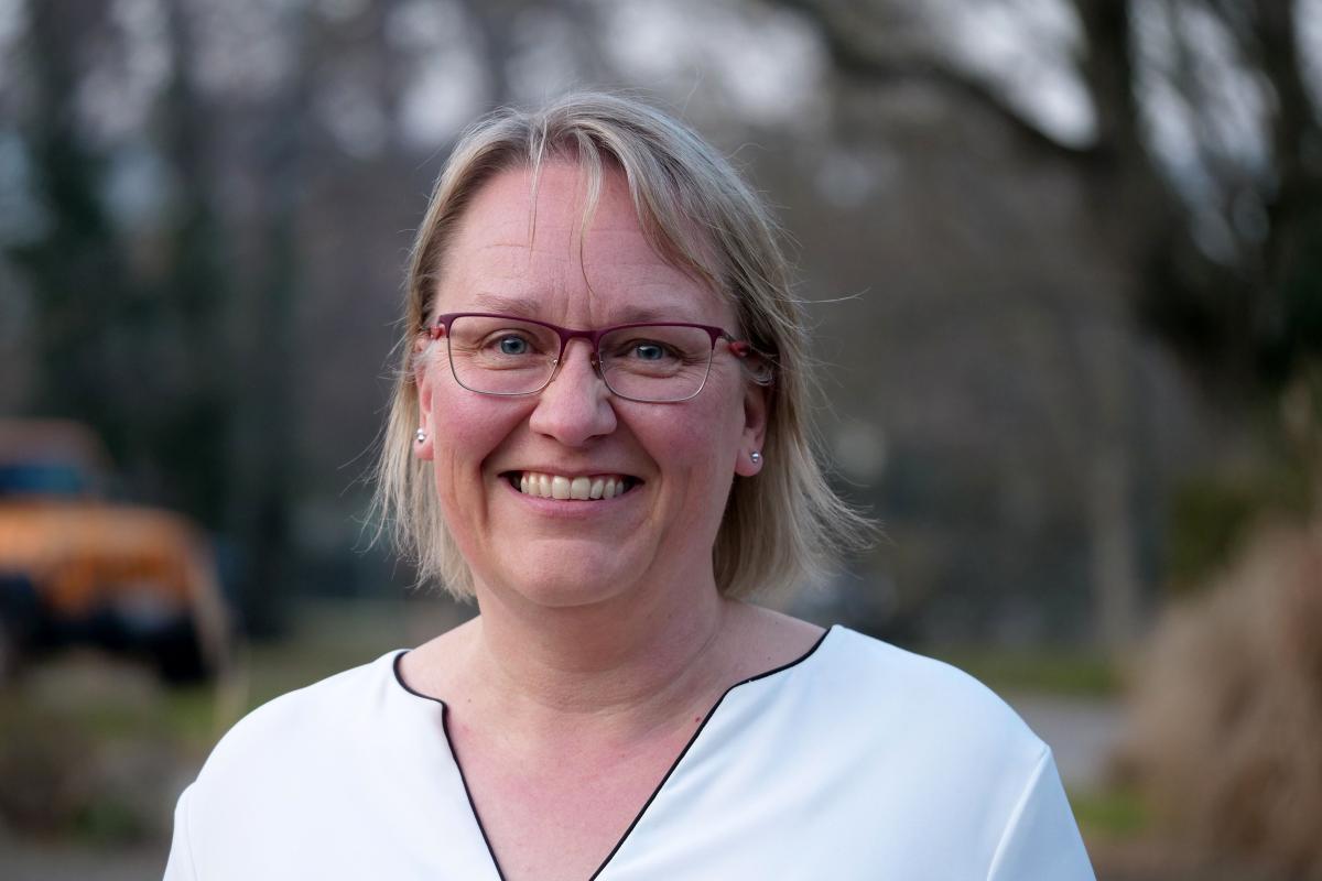 Maria Immonen, director of LWF World Service. Photo: LWF/C.Kästner