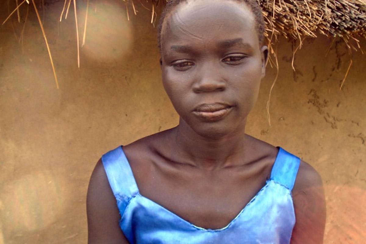 Ayen Mayen Deu, South Sudan. Photo: LWF
