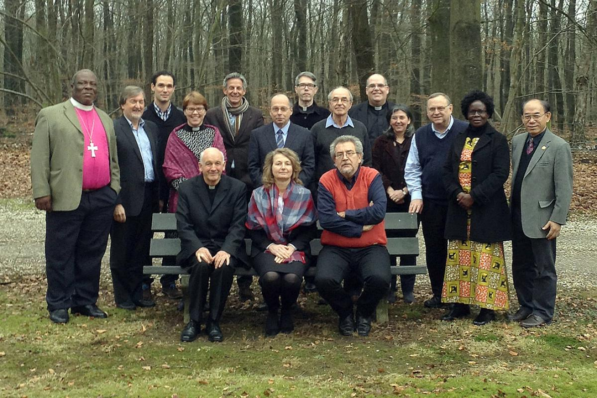 Participants of the trilateral dialogue in Elspeet. Photo: Alfred Neufelt/MWC
