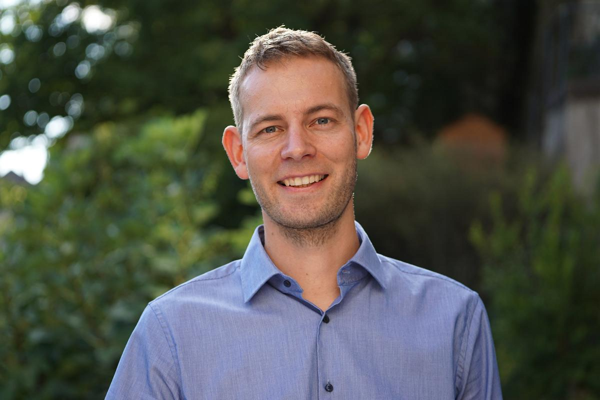 Rev. Sebastian Bugs had chaired the Youth Committee of the German National Committee of the Lutheran World Federation (GNC/LWF) since 2013. Photo: private