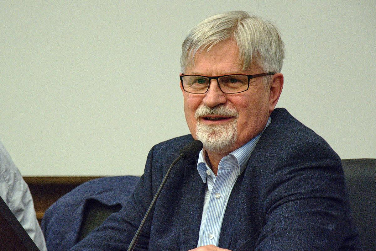 Rev. Daniel Ženatý has been Synodal Senior of the Evangelical Church of Czech Brethren since 2015. Photo: ECCB